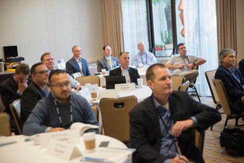UAI Executive Advisory Council members meeting at UA Week 2017 in San Antonio, Texas.